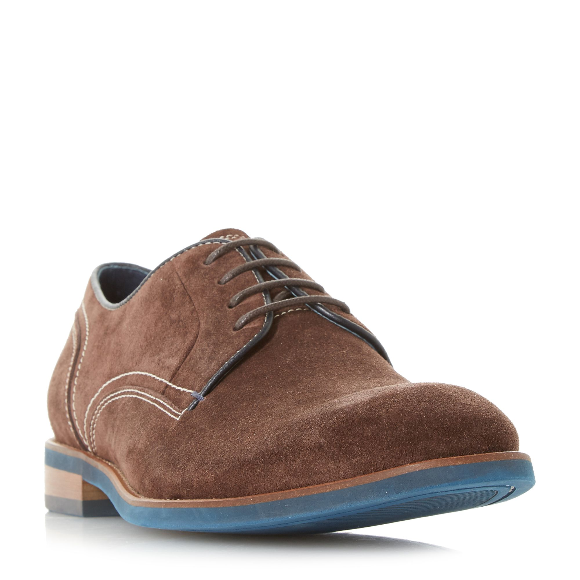 Baptista Contrast Gibson Lace Up Shoes by Dune
