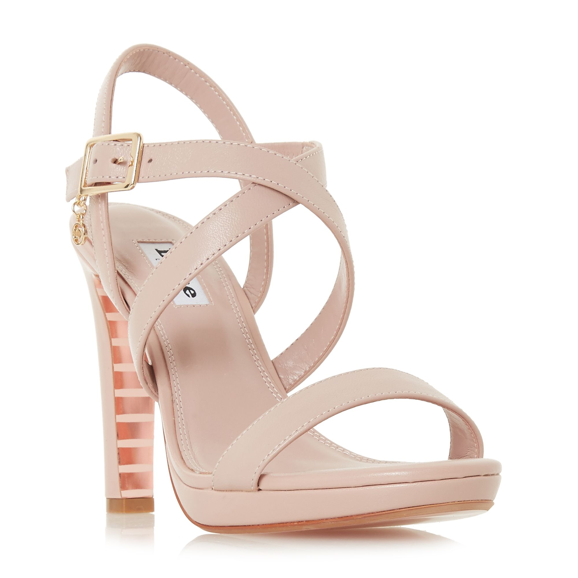 Dune Misstee Cross Strap Sandal Shoes ...