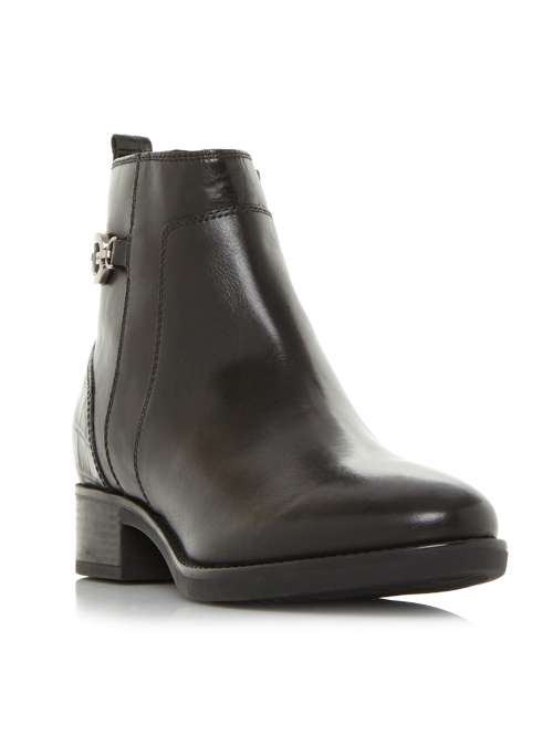Geox D Felicity A Metal Branded Boots - House of Fraser 6b3a89bf702