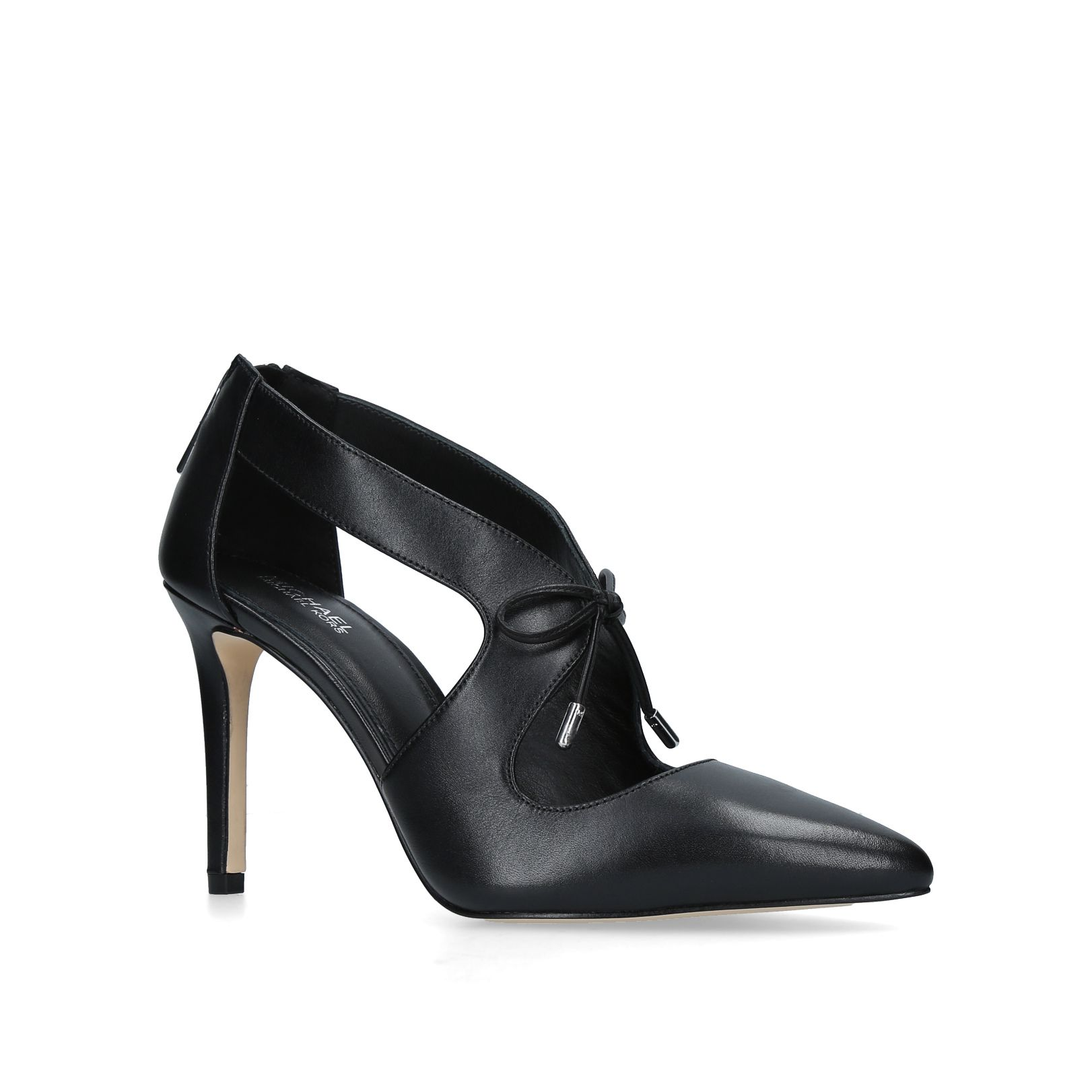 Romee Cutout Tie  Bootie Courts by Michael Kors
