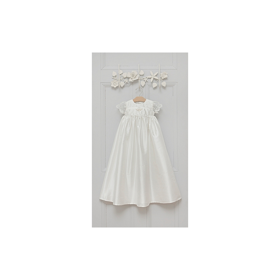 Adore Baby Girl`s christening gown Ivory