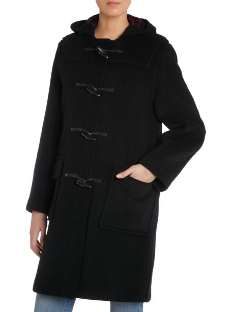 Gloverall Long Original Fit Duffle Coat - House of Fraser