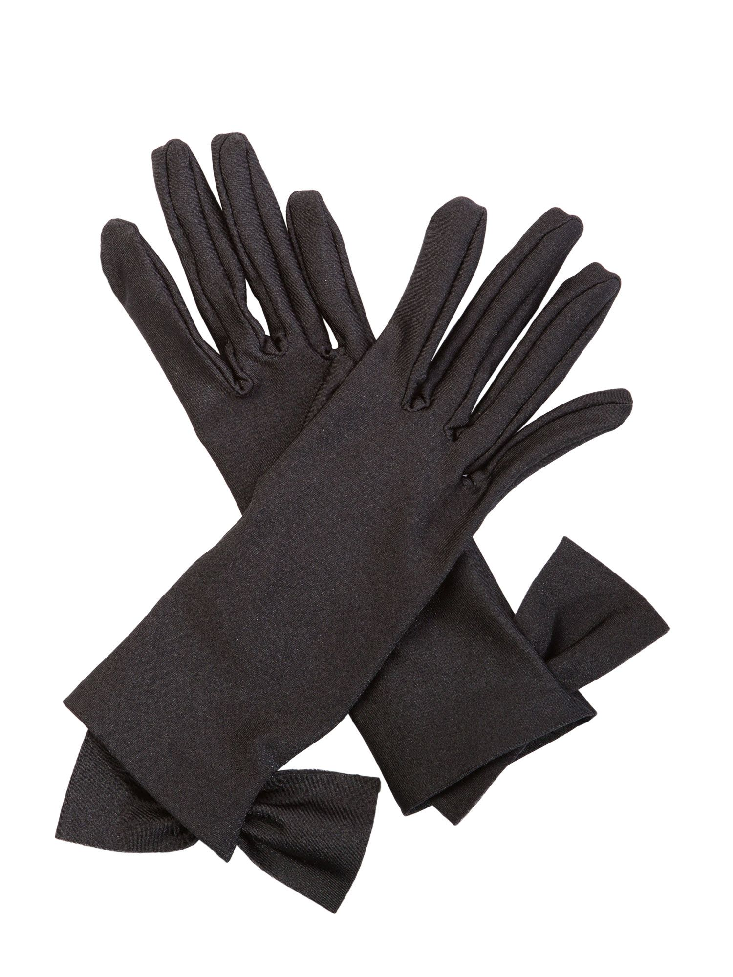 Vintage Style Gloves Cornelia James Viola Satin Gloves £55.00 AT vintagedancer.com