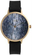 Pilgrim Gorgeous Fashion Watch With Snake Print