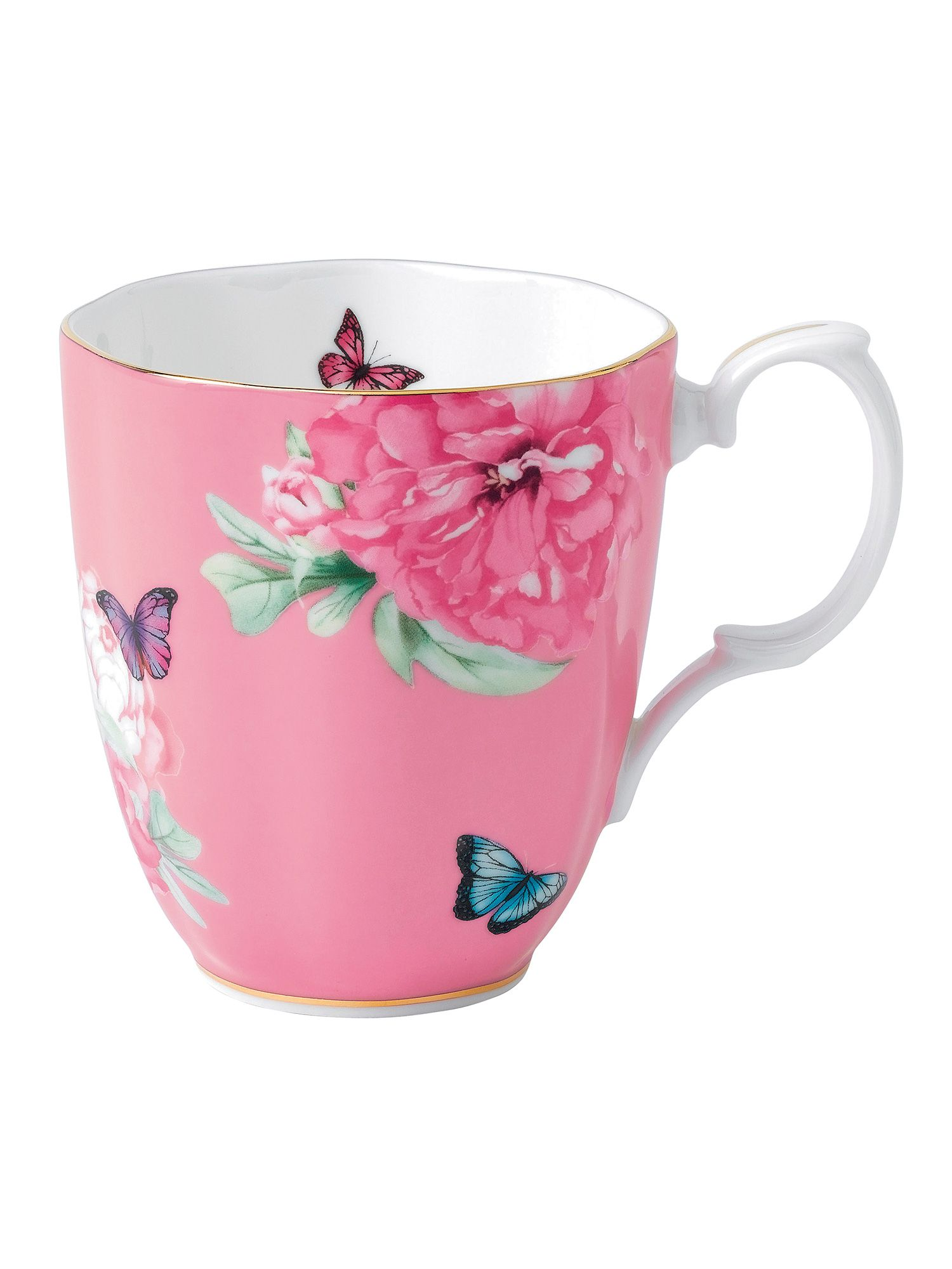 Royal Albert Miranda Kerr Friendship Mug Pink 0.4l ...