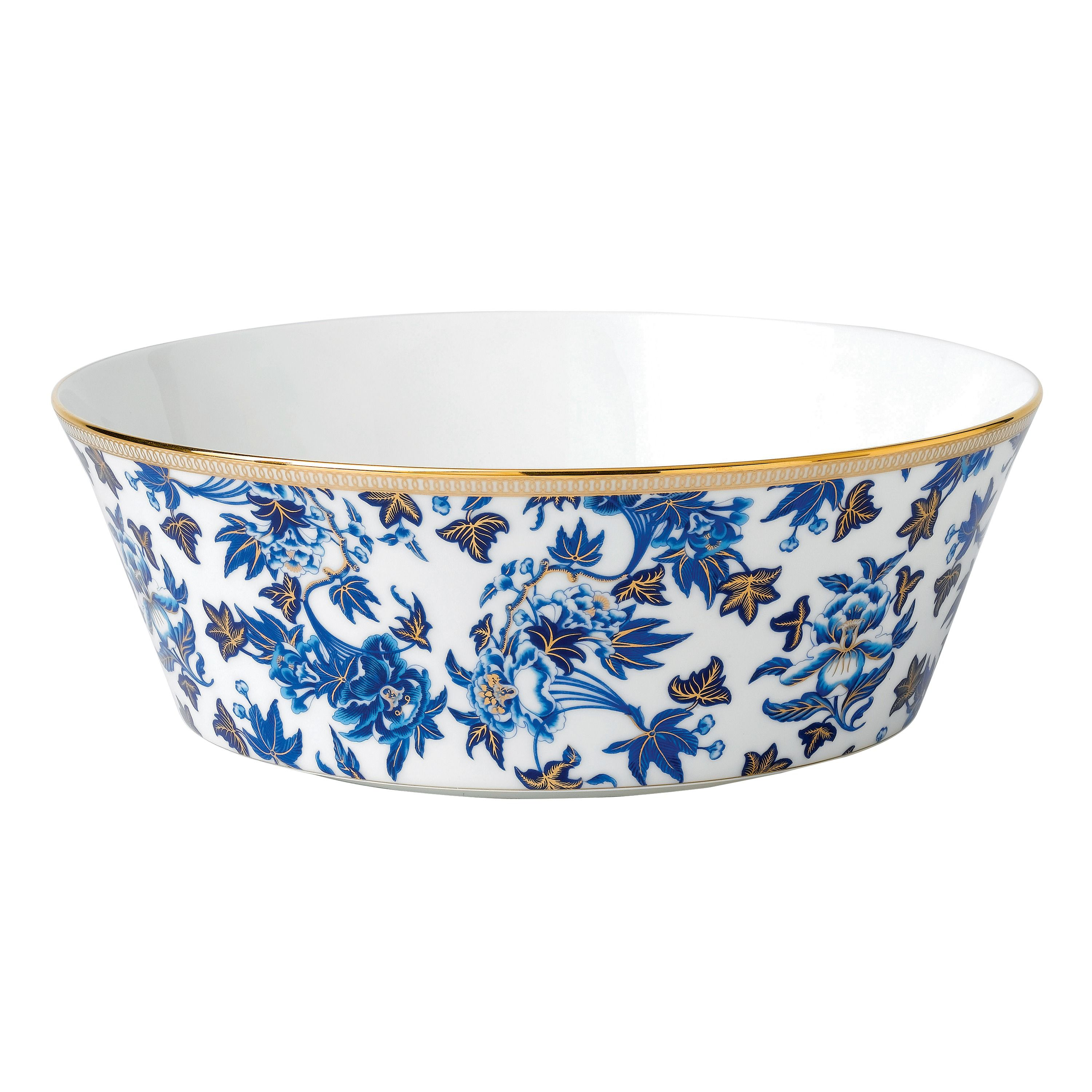 Wedgwood Hibiscus round serving bowl 25cm