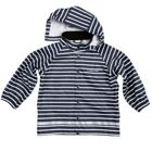 Polarn O. Pyret Kids Striped Raincoat