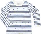 Kids Stripes And Ant Top