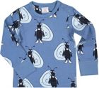 Polarn O. Pyret Baby Boys Bug Print Top