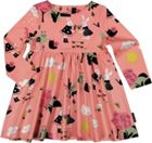 Baby Girls Rabbit Print Dress