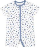 Polarn O. Pyret Babies Floral All-In-One Pyjamas