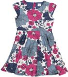 Polarn O. Pyret Girls Floral Print Dress