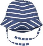 Polarn O. Pyret Babies Striped Sun Hat