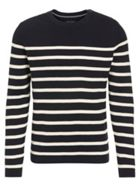 Knitted Sweater In Pure Cotton