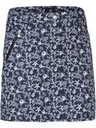 Daily Sports Coral Wind Skort