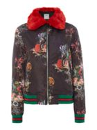Replay All-over print jacket