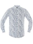 Men's Antony Morato Slim-Fit Shirt With All-Over Pattern
