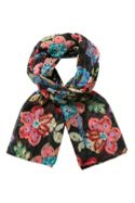 Desigual Foulard Rectangle Caribou