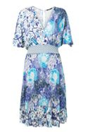 Desigual Dress Nerium Oleander