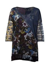 Desigual Women s Tops Sale at House of Fraser 510bd9ced24