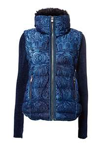 Desigual Fraser House Jackets Of amp; Coats Women's rZqwPYr
