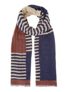 Pepe Jeans Burt Scarf Woven Scarf