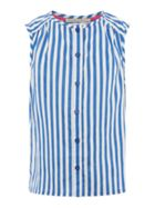Pepe Jeans Girls Kailey Button-Up Shirt