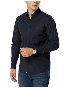 Tommy Hilfiger Stretch Poplin Shirt Tommy Hilfiger Stretch Poplin Shirt 6062828e023