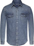 Men's Calvin Klein Archive Western Denim Shirt