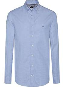 Tommy Hilfiger Men s Slim fit Shirts at House of Fraser 6f3c5d9f99c