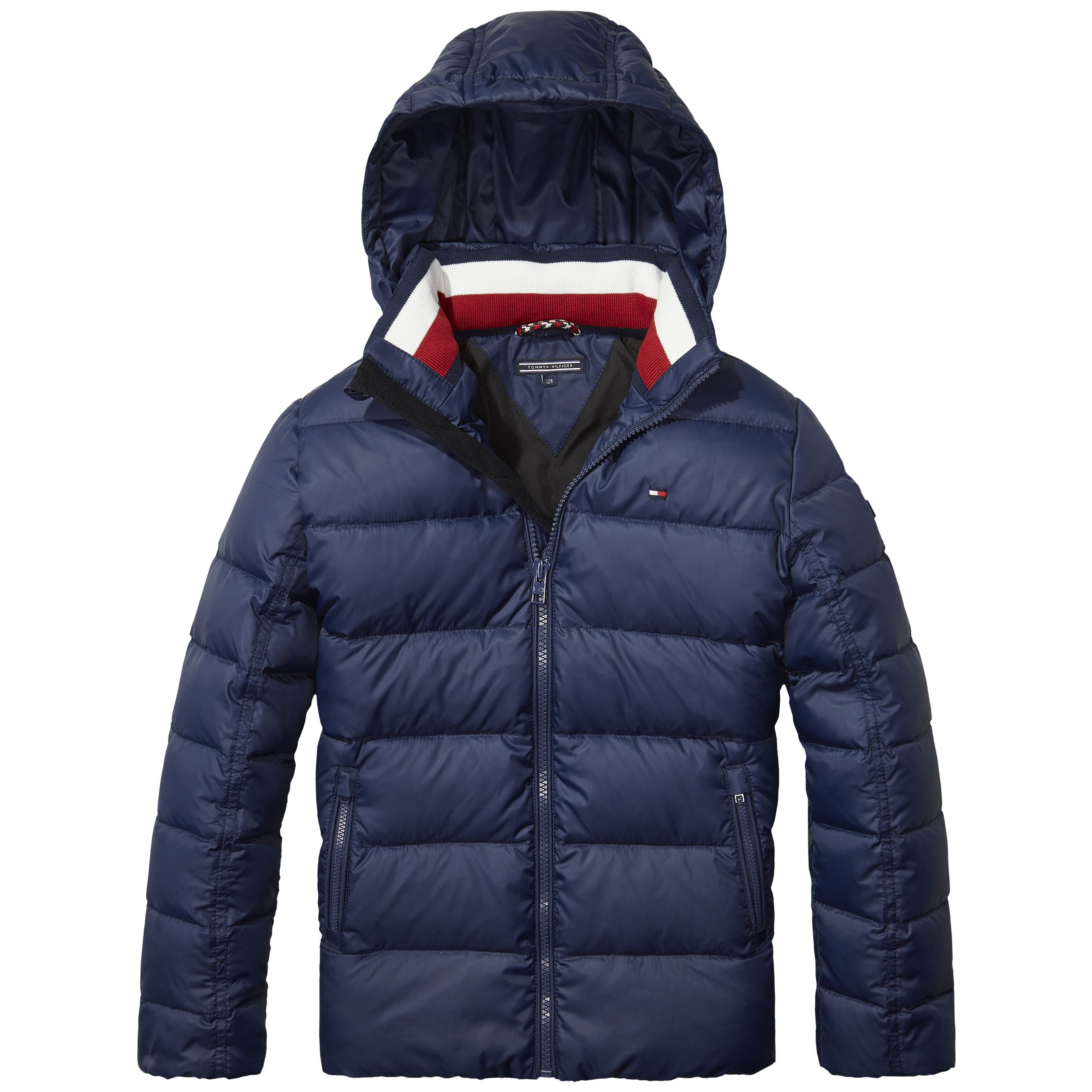 Tommy Hilfiger Boys Basic Down Jacket