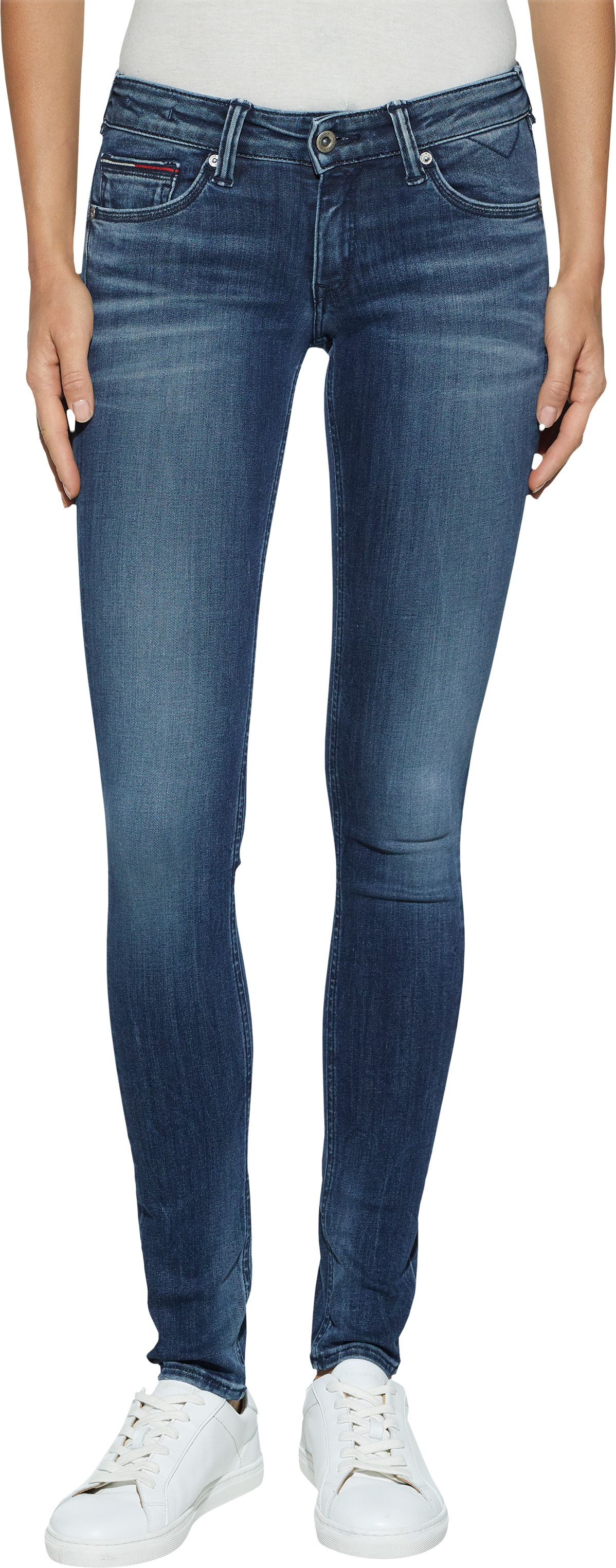 London skinny jeans tommy hilfiger