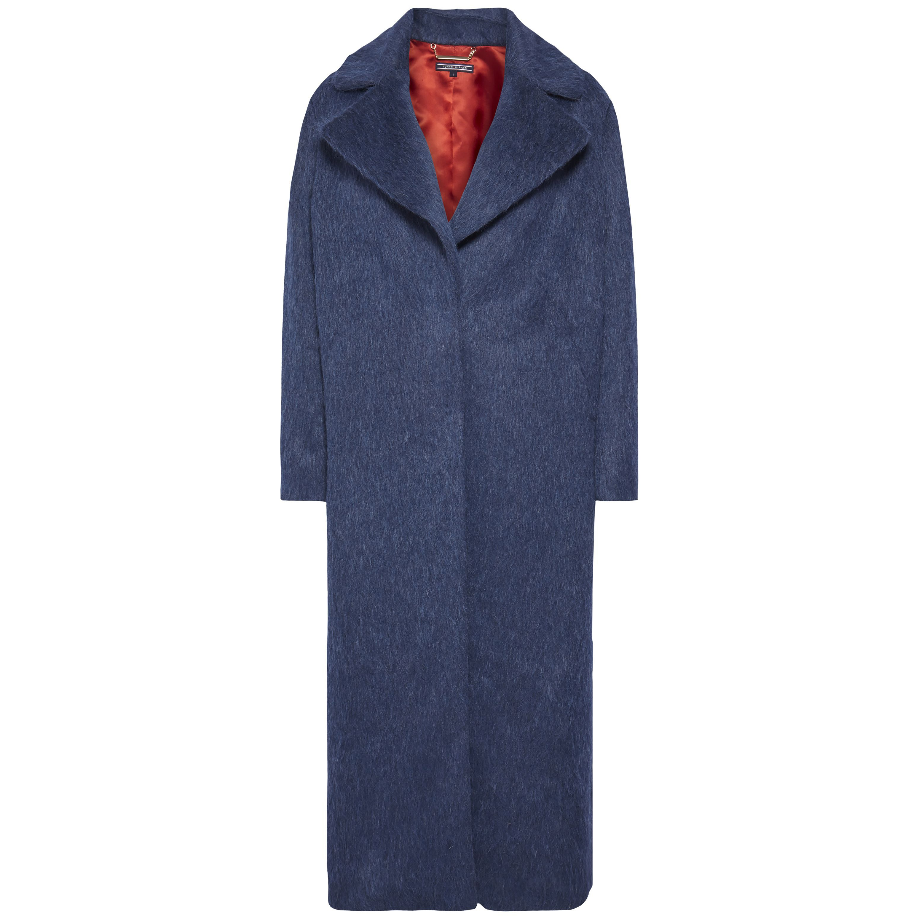 Tommy Hilfiger Cher Wool Coat, Blue