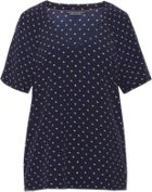 Tommy Hilfiger Marie Short Sleeve Top