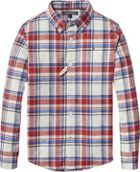 Tommy Hilfiger Boys Multicolour Check Shirt