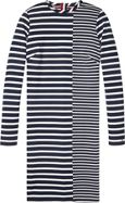 Tommy Hilfiger Tommy Jeans Stripe Bodycon Dress