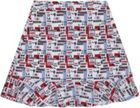 Tommy Hilfiger Tommy Jeans Racing Print Mini Skirt