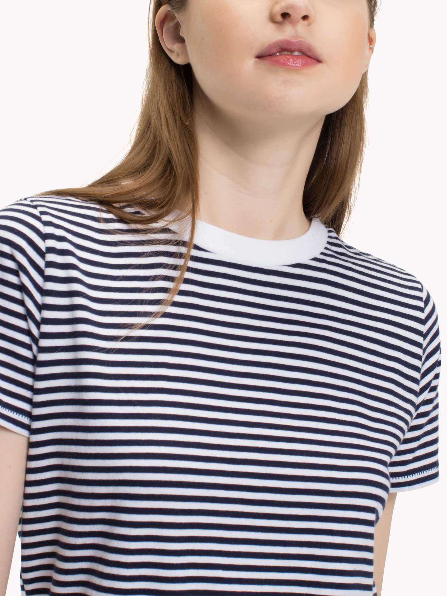 e8c93eef Tommy Tommy Hilfiger Jeans Tee Stripe O16TO at dwell.charistextme.com