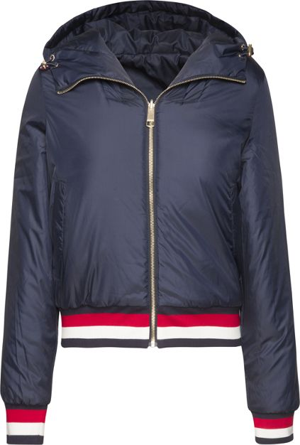 Annabel Terry Bomber Jacket by Tommy Hilfiger