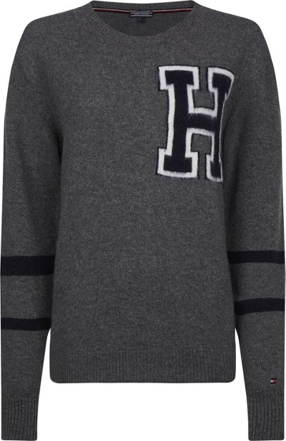 Tommy Hilfiger Walou Sweater by Tommy Hilfiger
