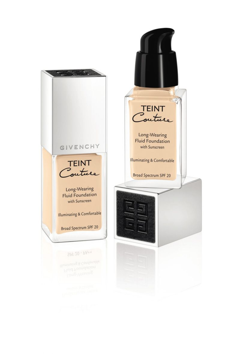 Givenchy Teint Couture Fluid Foundation No.3  Elegant Sand